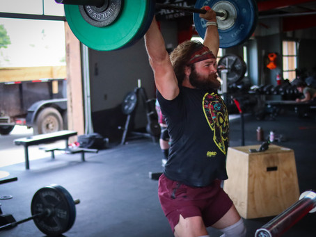 Should Athletes Shoulder Press?