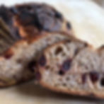Cranberry Walnut Sourdough Bread