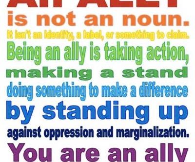 Solidarity 101: Allyship Across Identities!