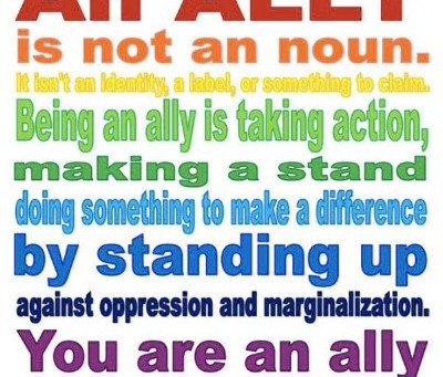 Solidarity 101: Allyship Across Identities!