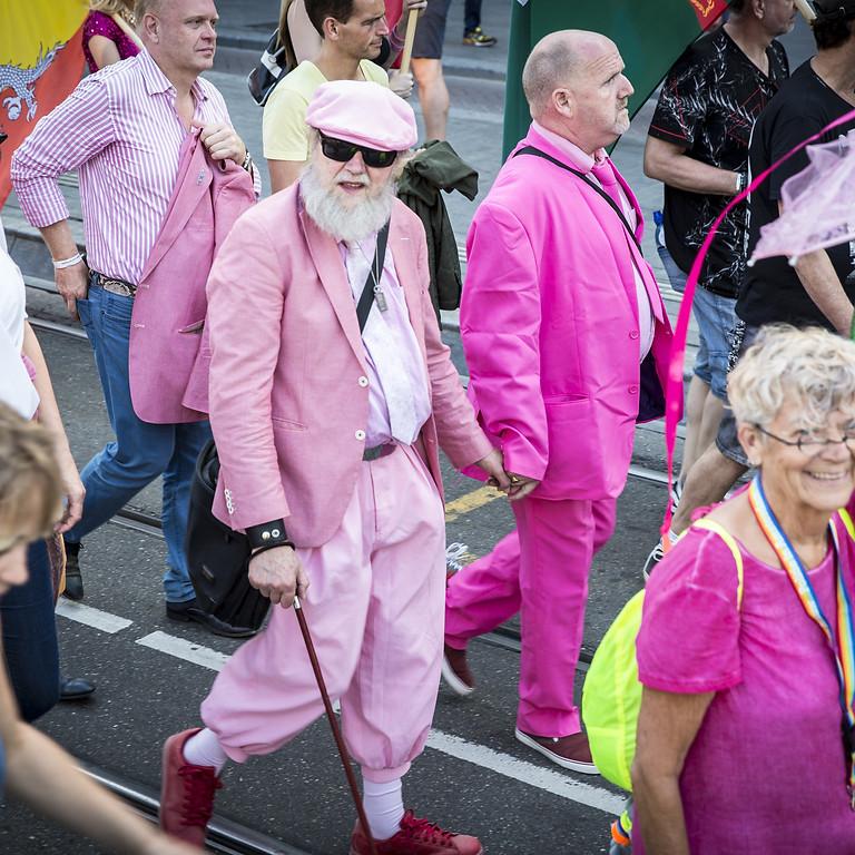 Historical Trauma and LGBTQIA Elders