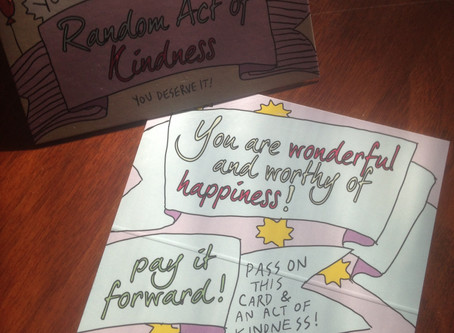 Spreading Kindness, One February at a Time
