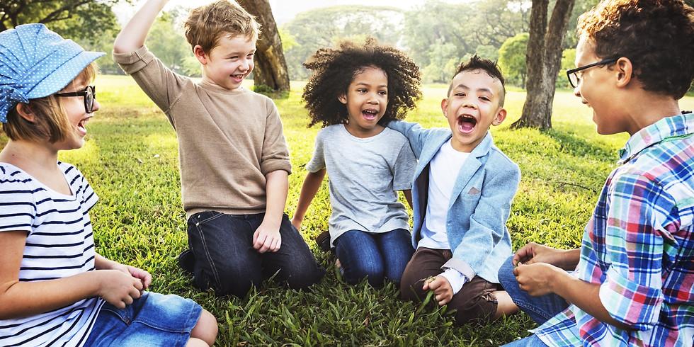 Raising Anti-Racist Children & Teens