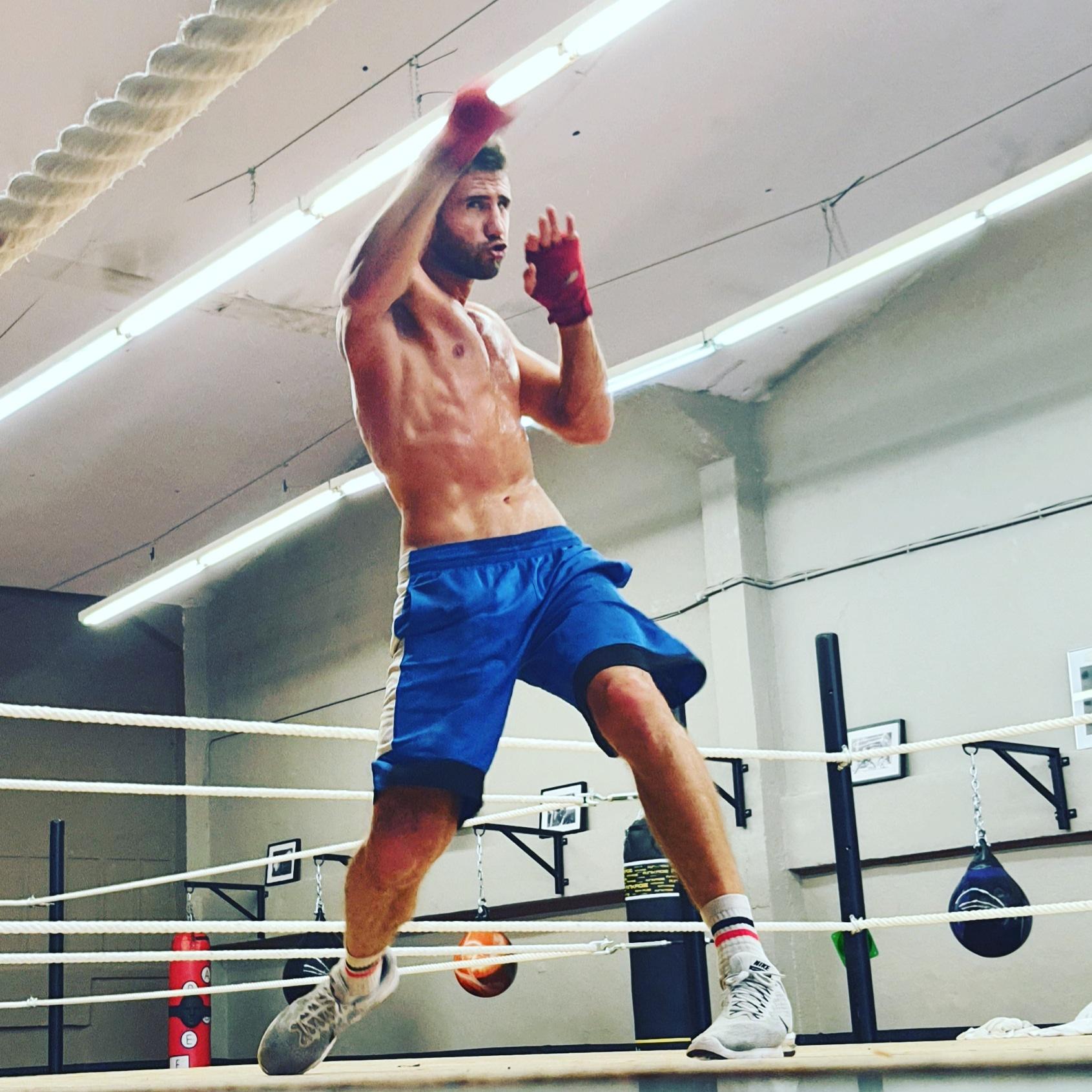 boxing arts