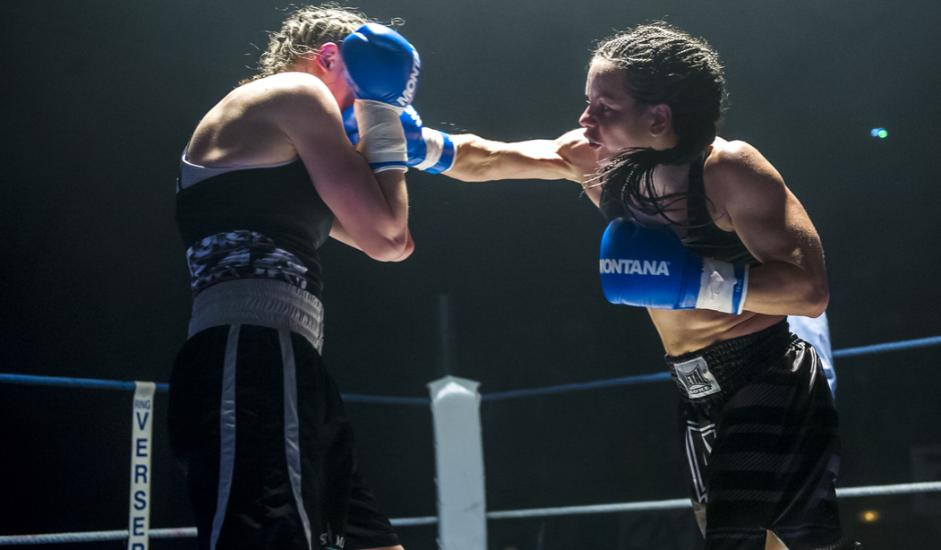 isabelle pare boxing arts