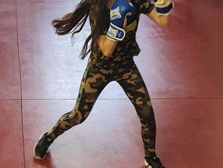 La boxe féminine fait son retour!
