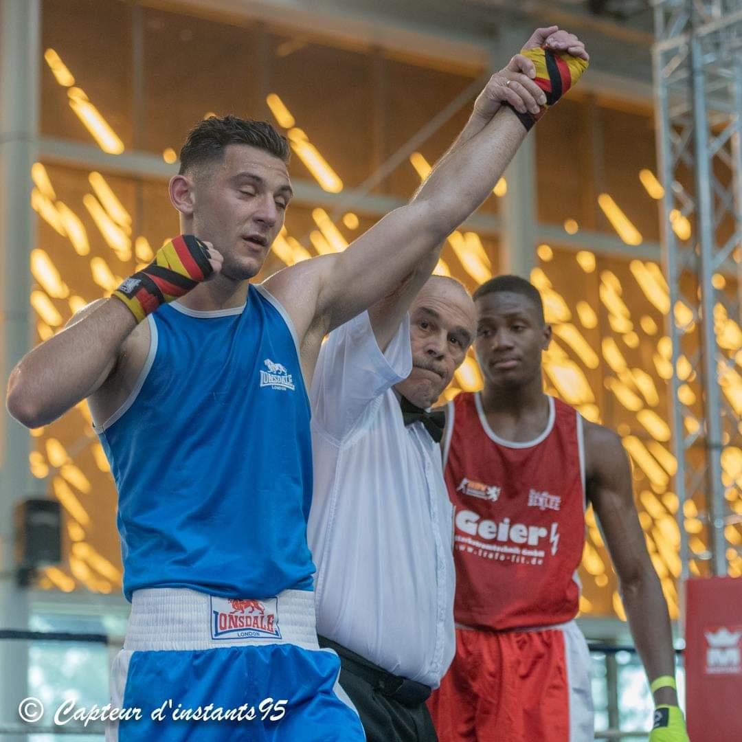 boxing arts - ESPOSITO