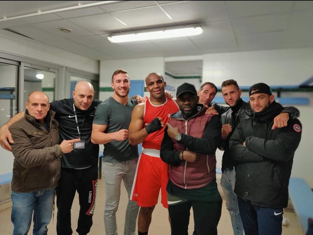 boxing arts -champions occitanie boxe