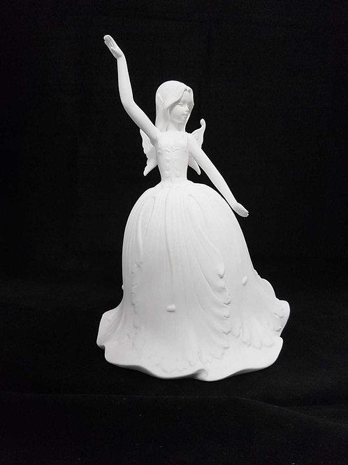 Statua con led Linea Rebecca Ilary Queen