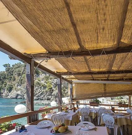 Cena con vista mare Amalfi
