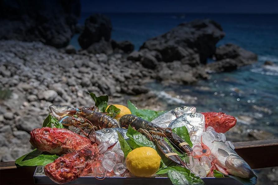 Ristorante di pesce Amalfi