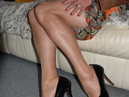 New video published in the Naughty Zone - Pantyhose Paradise starring Paige!