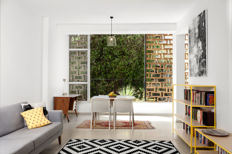 Tel-Aviv Apartment.By Arch Jonathan Cannetti and Dorit Chesler