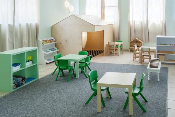 Kindergarten By Arch Nati Tunkelrot and Arch Ori Aben-Haim