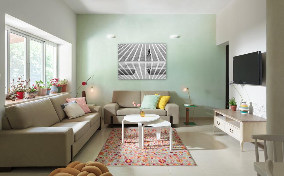 Apartment in Einat Design by Noa Ben-Yehuda