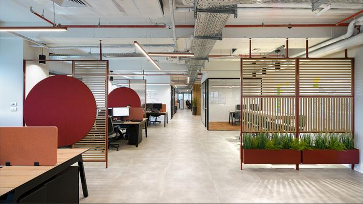 Allot HQ Hod Hasharon  .Design by Studio T+R