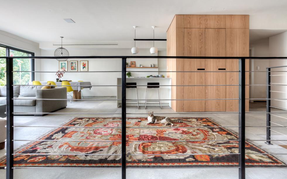 Apartment in Ramat-Aviv Design by Spivak-Friedler