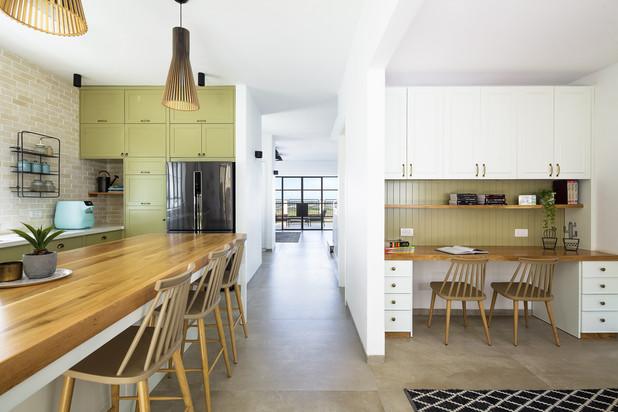 House at Tzofim. Design by SteinmetzLore Architecture