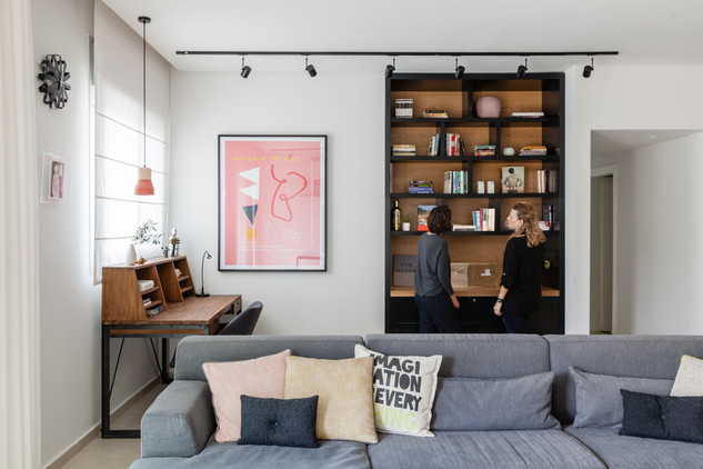 Apartment in Modiin Design by Spivak-Friedler