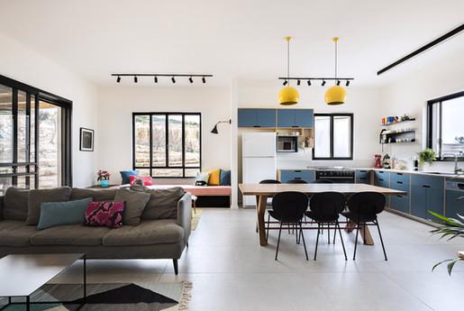 House at Kibbutz Erez. Design by Yeala Tzoref