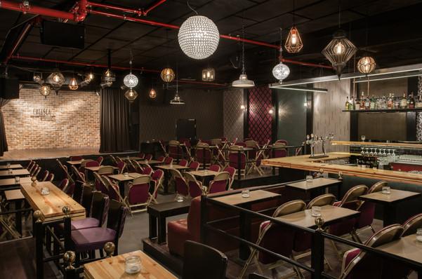 Chelsee Bar Design By Oren Lasry