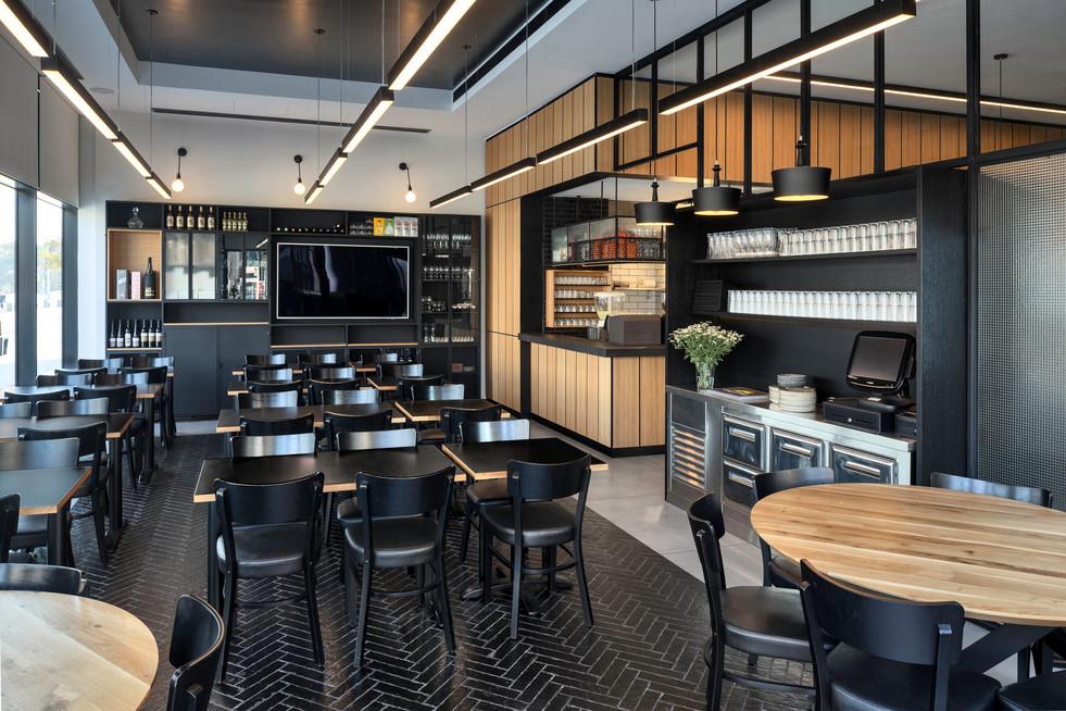 Shemesh restaurant Design by Ofer Keinan and Ori Aben-Haim