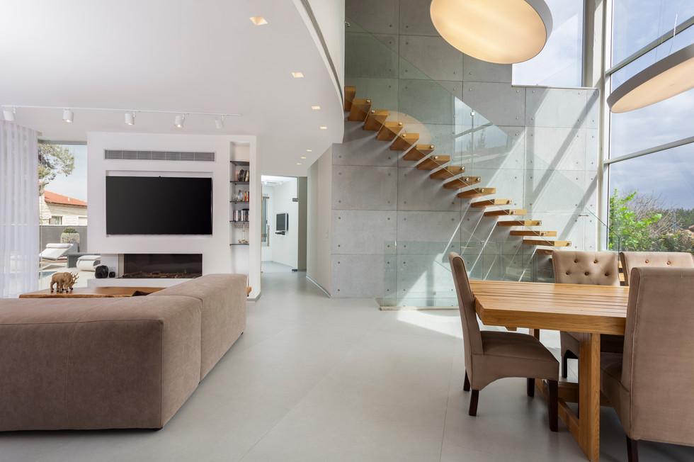 House at Mevo-Beitar by Sitton Plus Tannous Architects