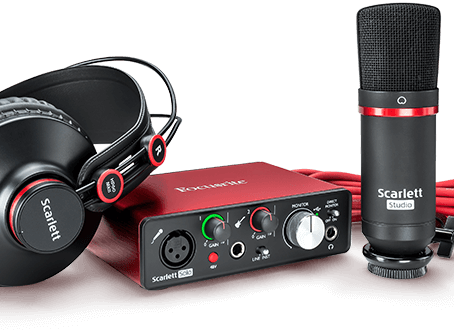 Build Your Home Studio for Under $250