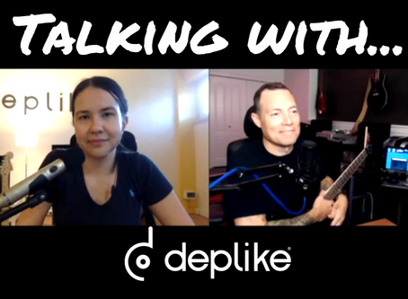 Talking with Deplike - Mobile Guitar Rig for iOS and Android