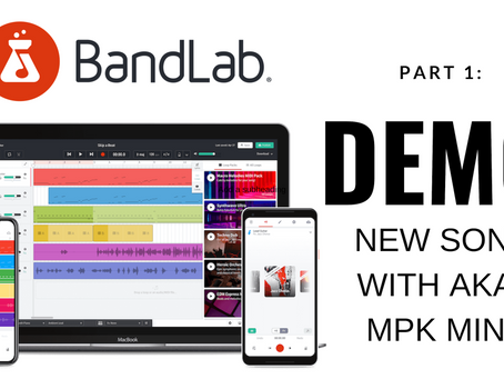Demo: Making Mobile Music with BandLab!