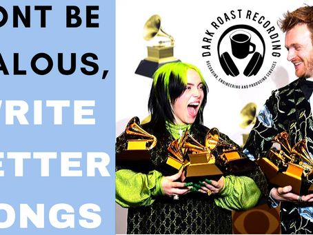 What Should Matter after Billie Eilish Sweeps Grammy's