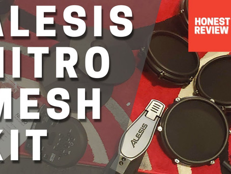 Honest Review of the Alesis Nitro Mesh Kit