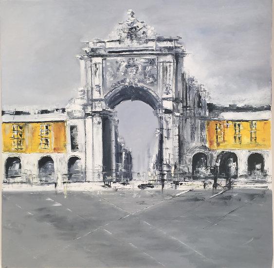 Praça do Comércio...Lisboa