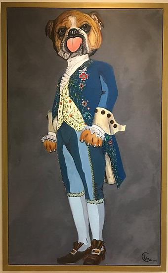 """El perro aristócrata. """"Los amores imposibles"""""""