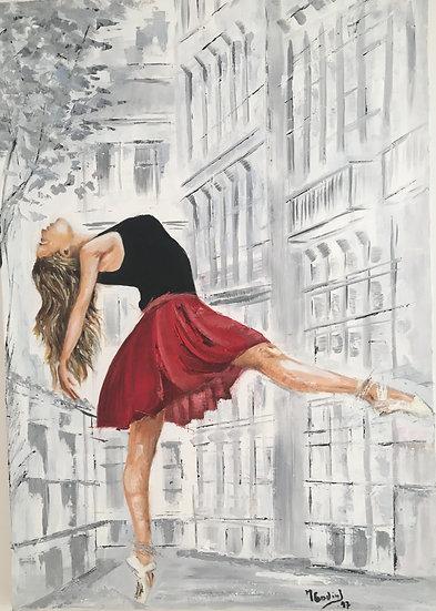 Dancing in Lisbon