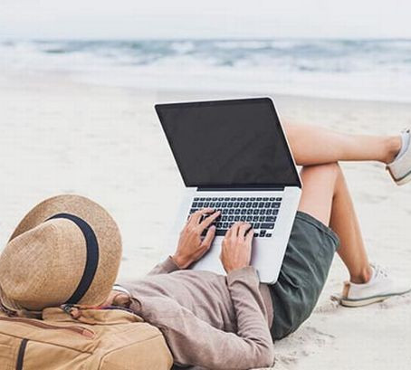 Tips for remote working in a human way
