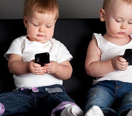 Screen time for children during lockdown