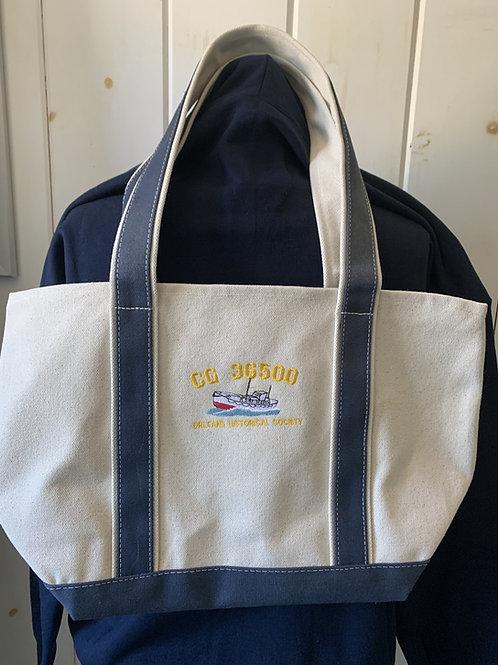 Boat and Tote Bag - medium
