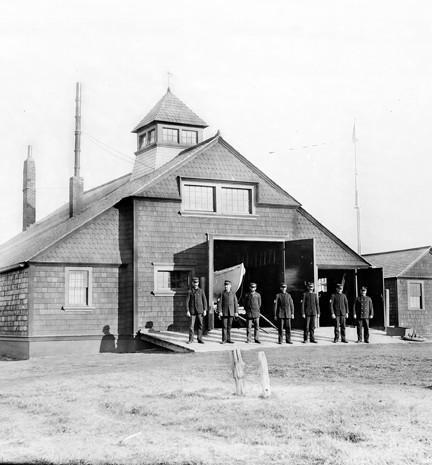 1872 Orleans station