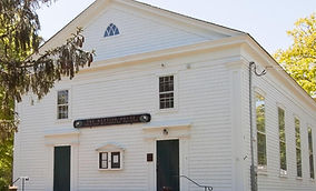 CHO Meeting House in Orleans MA