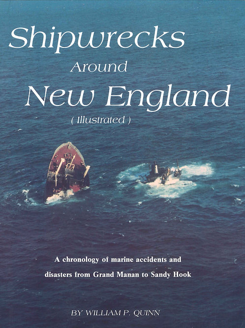 Member - Shipwrecks Around New England
