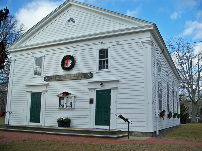 The Meetinghouse, Home of the Orleans Historical Society