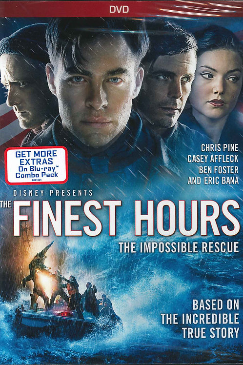 The Finest Hours - DVD