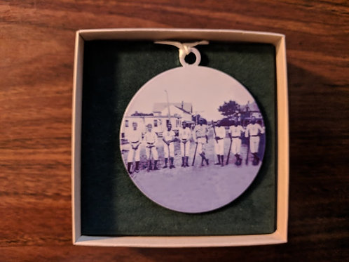 Member, 2017 OHS Christmas Ornament- Play