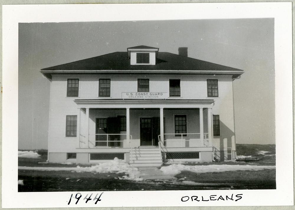 1944 Orleans station