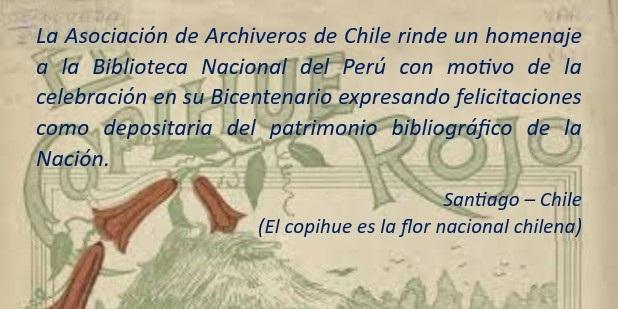 Bicentenario de la Biblioteca Nacional del Perú