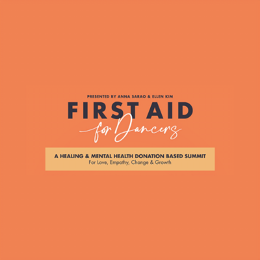 First Aid for Dancers