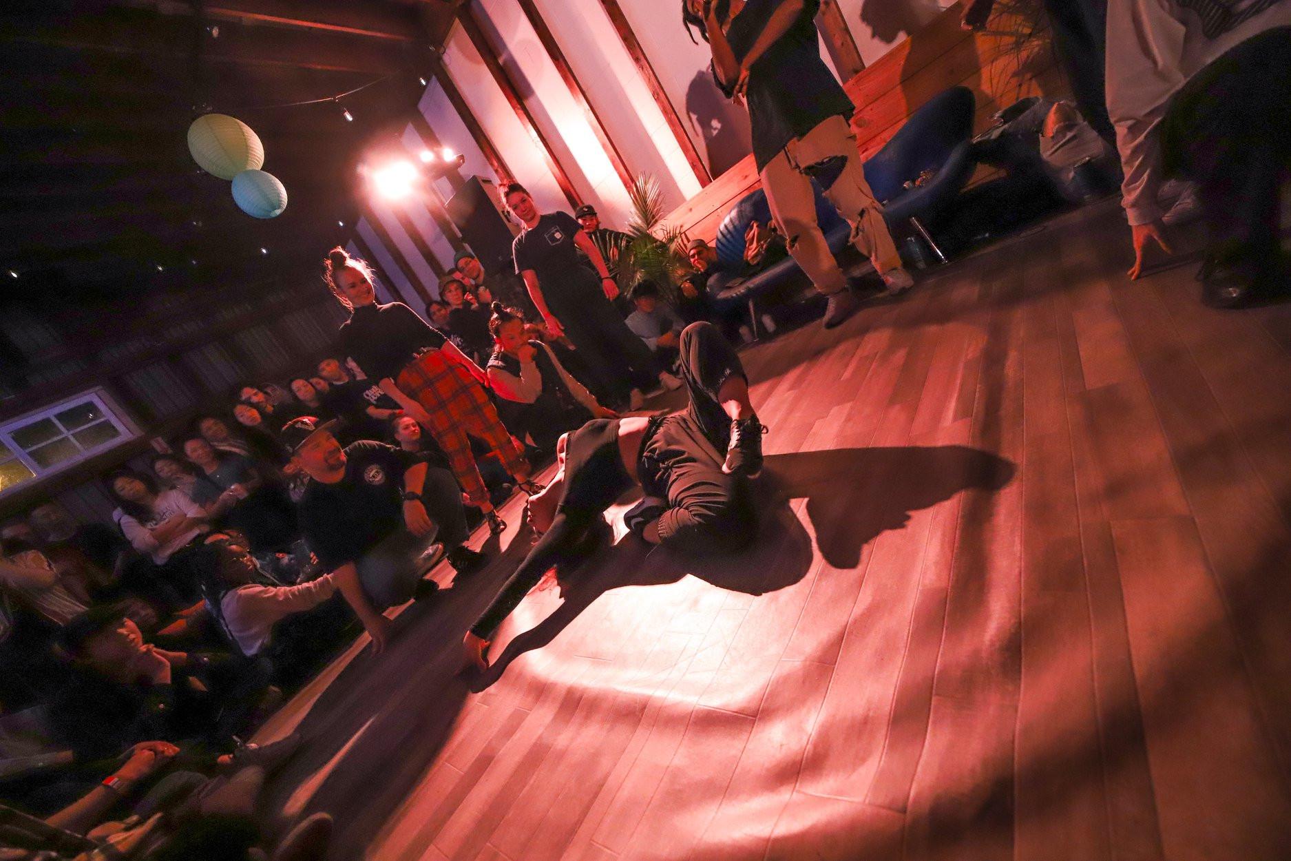Honey & Sensualitea Dance Class