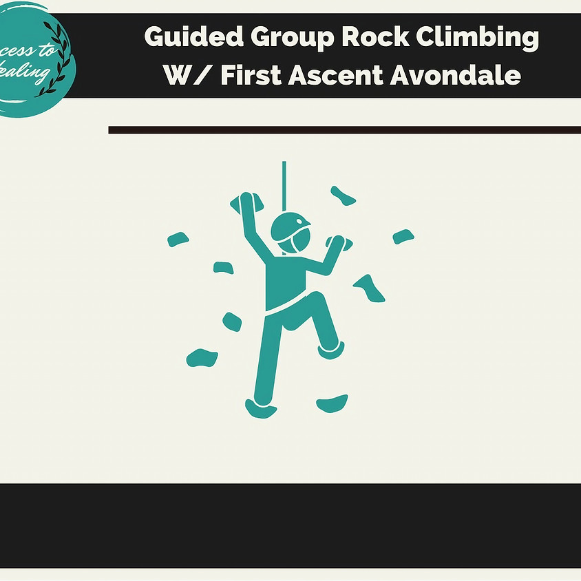 Guided Group Rock Climbing with First Ascent Avondale (1)