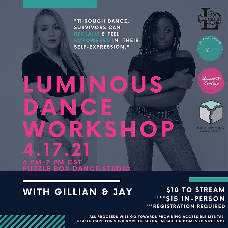 Luminous Dance Workshop